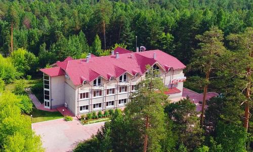 Hotel Ermak, Ziminskiy rayon