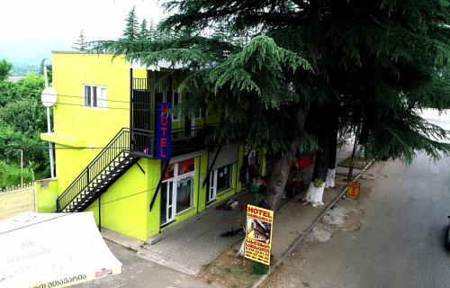 Hotel Samegrelo, Martvili
