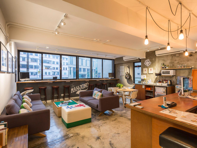 The Mahjong Boutique Hostel, Kowloon City