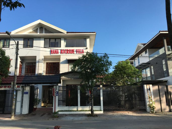 HANA RIVERSIDE VILLA (Pet-friendly), Quảng Ngãi
