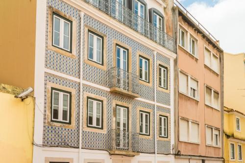 Designer Flats in Lapa, Lisboa