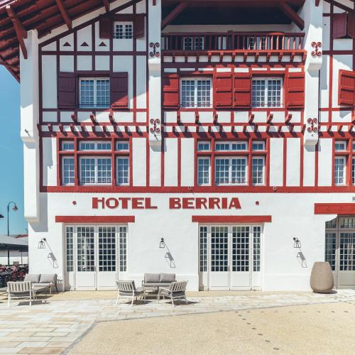 Hotel Berria, Pyrénées-Atlantiques