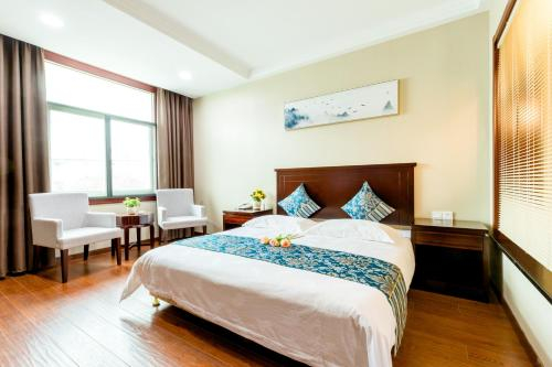 D-flower International Serviced Hotel, Huangshan