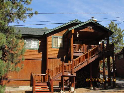 Edgemoor Escape, San Bernardino