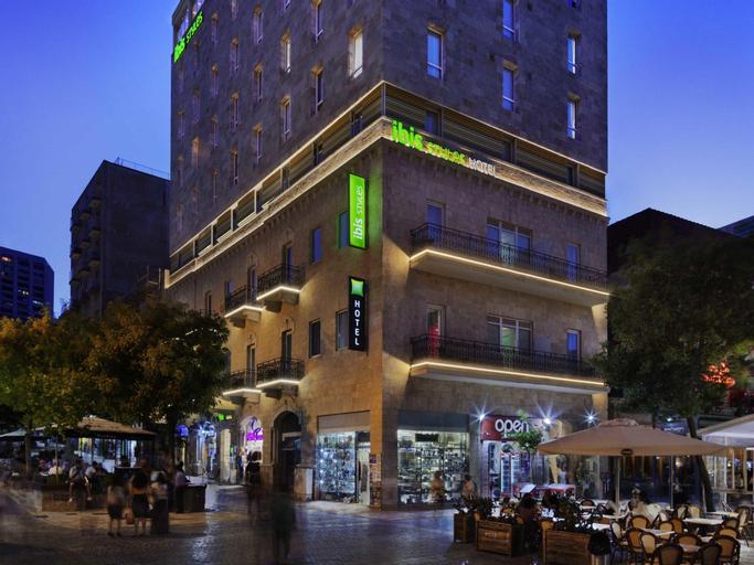 ibis Styles Jerusalem City Center Hotel,