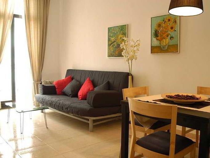 Las Ramblas Apartments I, Barcelona