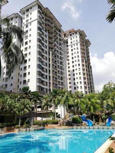 Joyful Studio Apartment, Kota Melaka