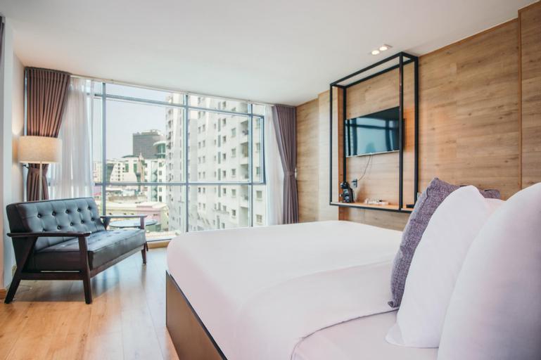 Chill suites, Quận 1