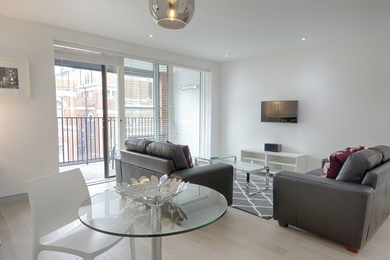 Roomspace Apartments -La Roka, London