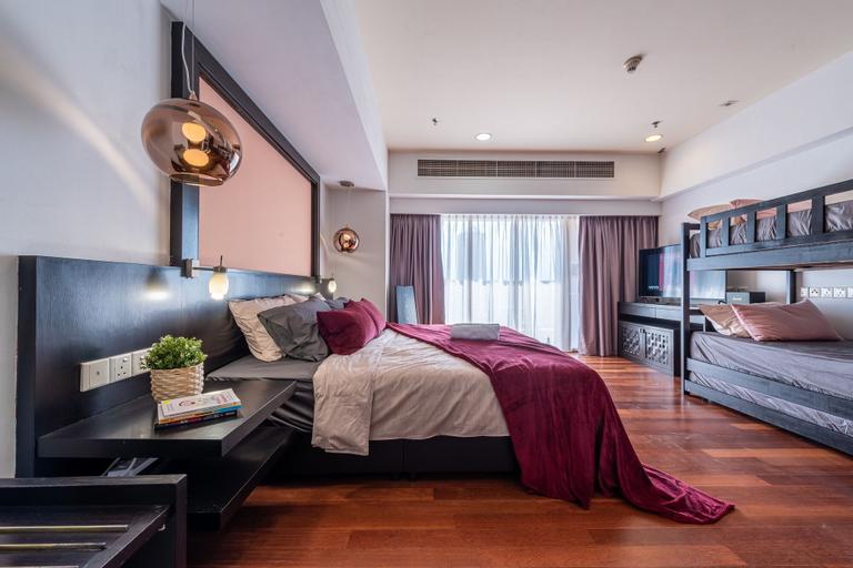 Sunway Resort Suite @ Lagoon & Pyramid, Kuala Lumpur