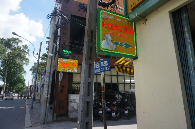 Urban Saigon Homestay, Quận 1