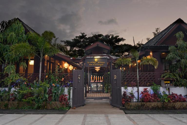 La Maison Birmane Boutique Hotel, Taunggye