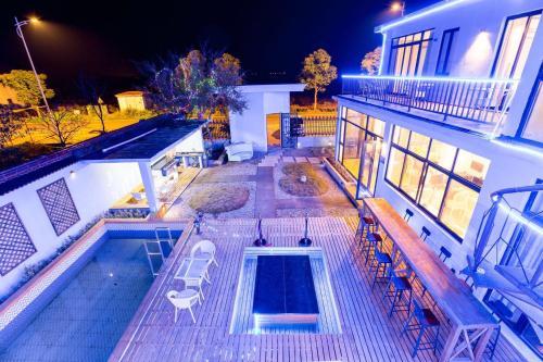 Xishan Island Lushe Luoman Party Villa, Suzhou