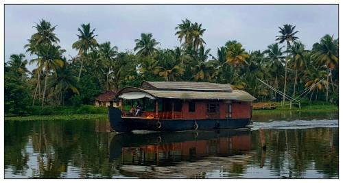 Alleppey House Boats, Alappuzha