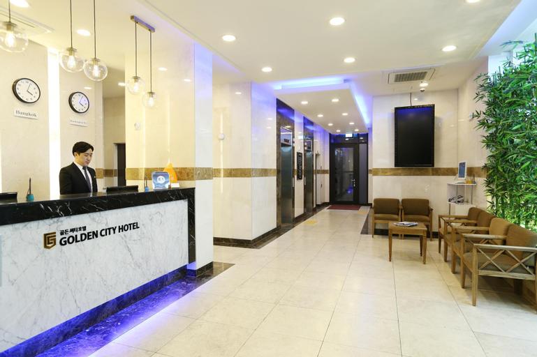 Dongdaemun Golden City Hotel, Dong-daemun