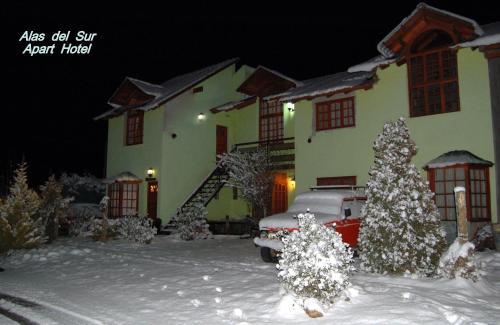 Alas del Sur Apart Hotel, Huiliches
