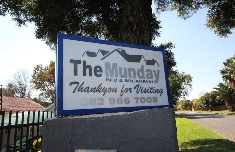 Munday, Ekurhuleni