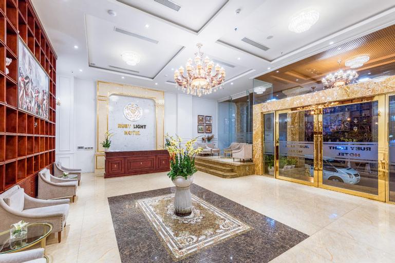 Ruby Light Hotel, Thanh Khê