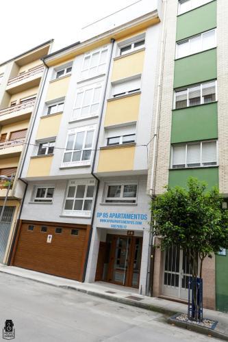 dp85 Apartamentos, Lugo