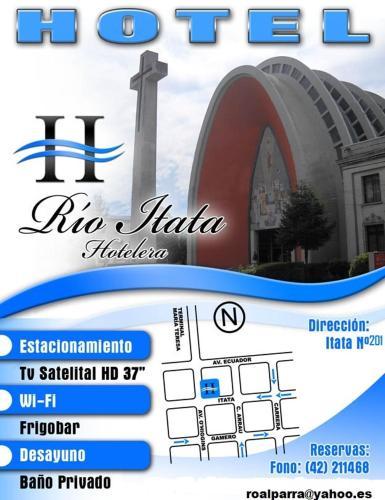 Hotel Rio Itata, Ñuble
