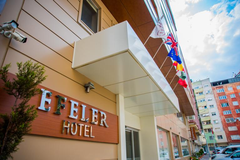 Efeler Hotel, Merkez