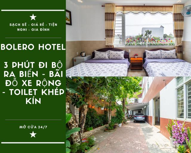 Bolero Hotel, Quận 8