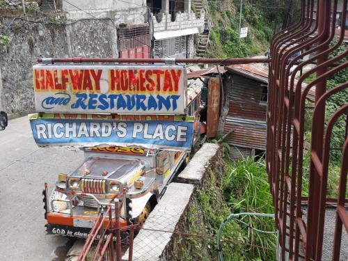 Halfway Homestay - Richard's Place, Banaue