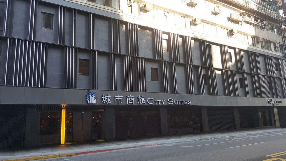 City Suites-Main station, Taipei City