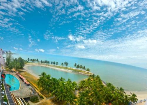 Island Beach Port Dickson, Port Dickson