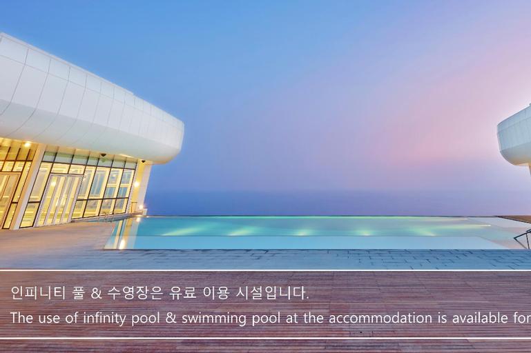 Skybay Hotel Gyeongpo, Gangneung