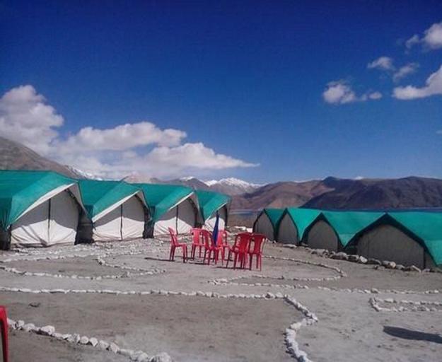 Nomad Camp, Leh (Ladakh)