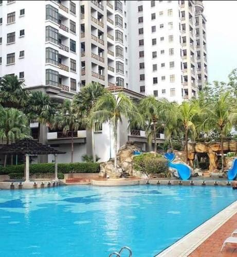 GO Studio Apartment, Kota Melaka