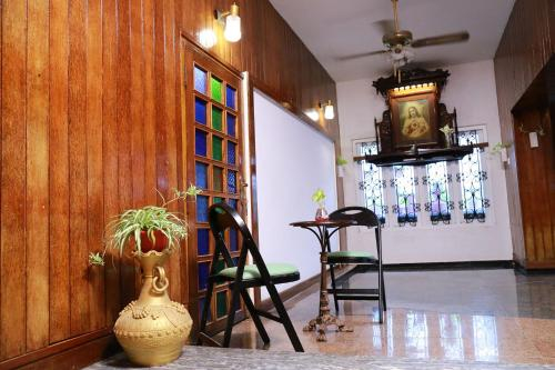 George's Villa, Ernakulam