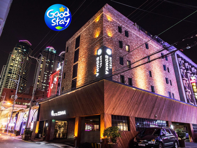 Comma Hotel, Busanjin