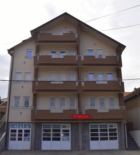 Apartmani Maric, Novi Pazar