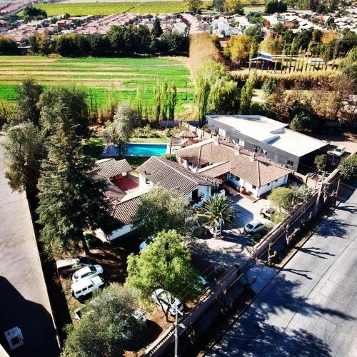 Hostal Almendral, Los Andes