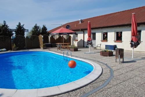 Ferienappartements auf dem Bauernh, Vorpommern-Rügen