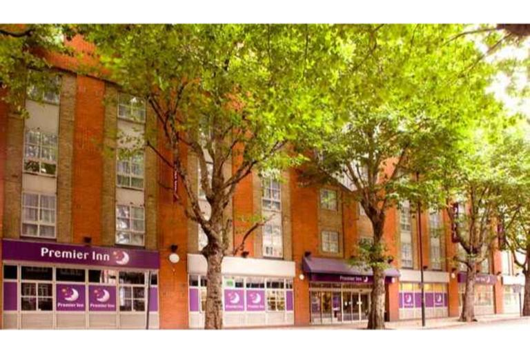 Premier Travel Inn Towerbridge, London
