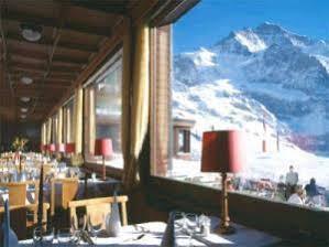 Hotel Bellevue Des Alpes, Interlaken