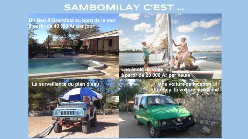 Sambo Milay Bed and Breakfast, Boeny