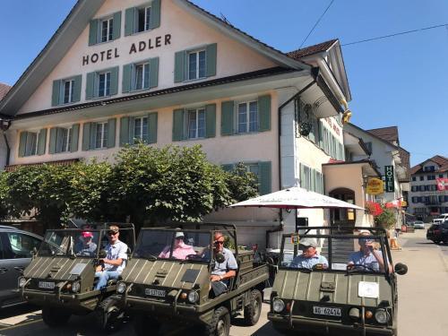 Hotel Adler, Entlebuch