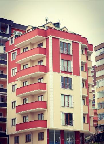 Kervan Saray Apartments, Akçaabat