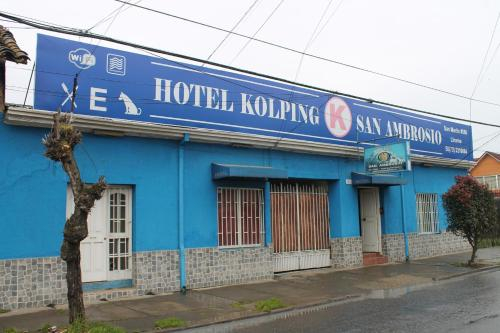 Hotel Kolping San Ambrosio, Linares