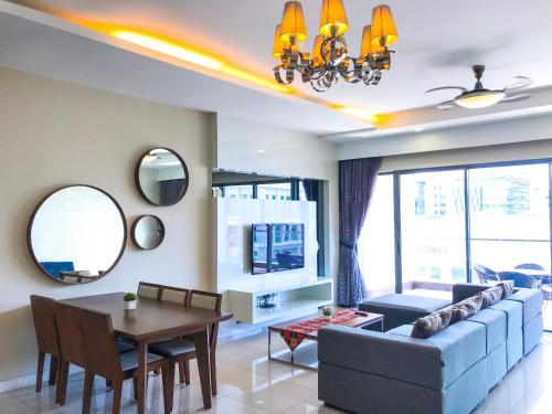 FJ Homestay@The Loft Imago, Kota Kinabalu
