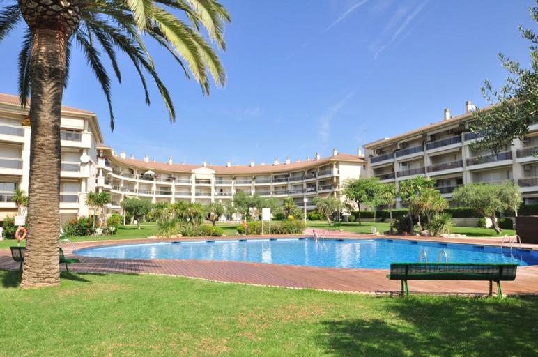 Apartamento Junto al mar Para 6 Personas en Cambrils, Tarragona