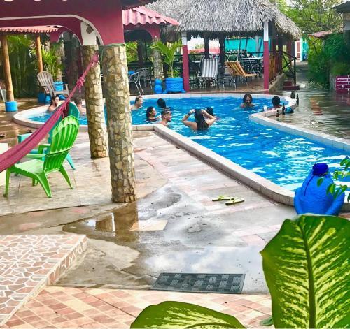 Hotel Las Palmeras, León