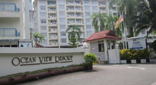 RADJA OceanView Resort, Port Dickson