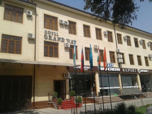 """Hotel """"GRAND WAY"""", Tashkent City"""