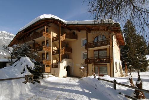 Soldanella by Hotel Adula, Imboden