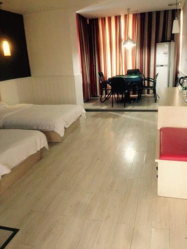 Thank Inn Chain Hotel Yiyang Shengli Road, Shangrao